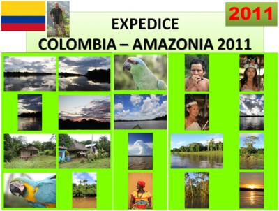 Colombia - Amazonia 2011