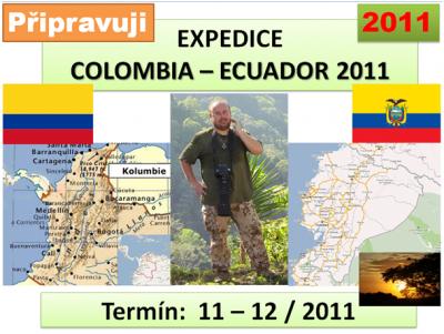 Kolumbie-Ekvádor